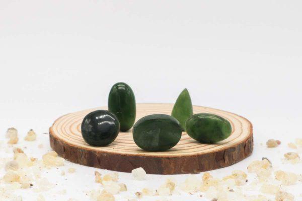 Jade meditación formas