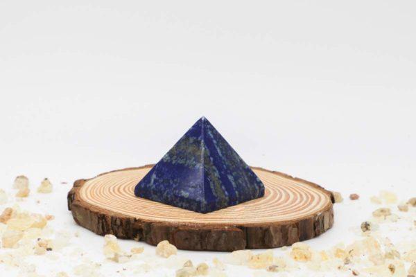 Lapislázuli pirámide grande