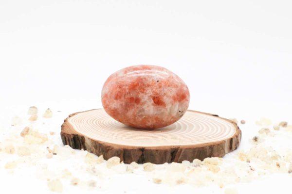 Piedra sol jabón mediano
