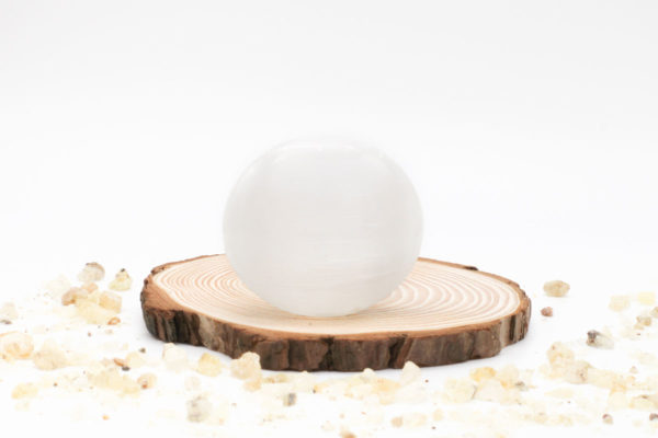 Selenita jabón único